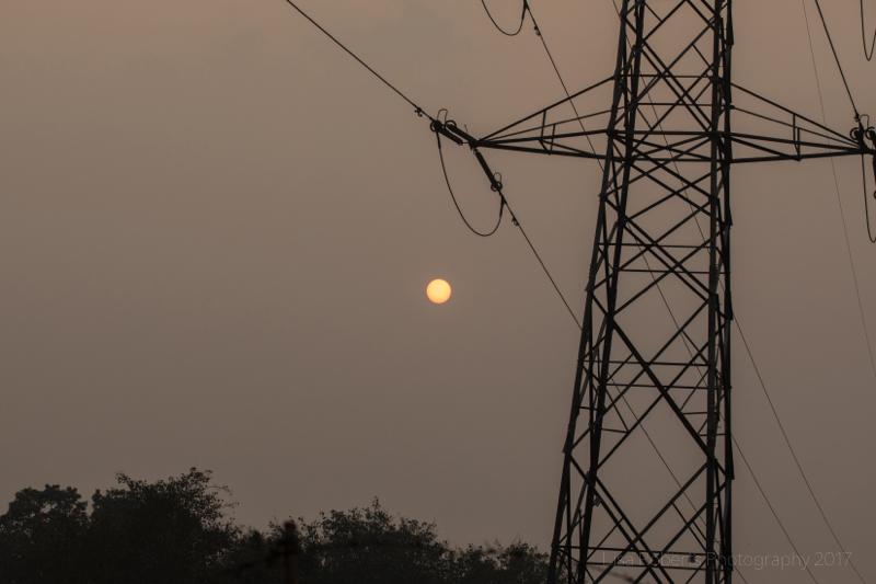 New Delhi Sunset, New Delhi, India