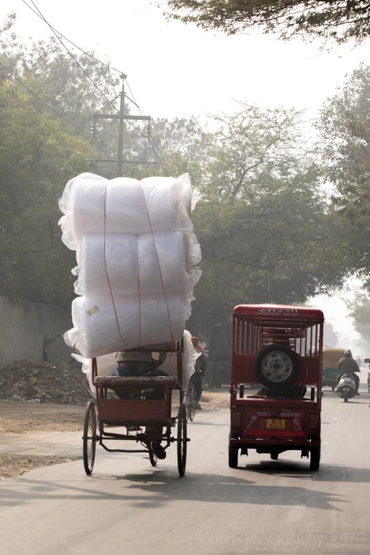 Big but light! New Delhi, India