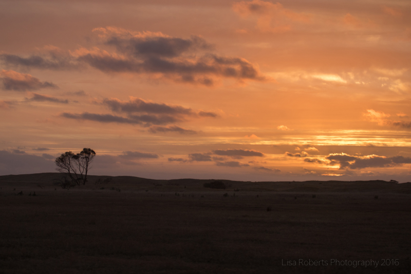 Sunset, South Australia