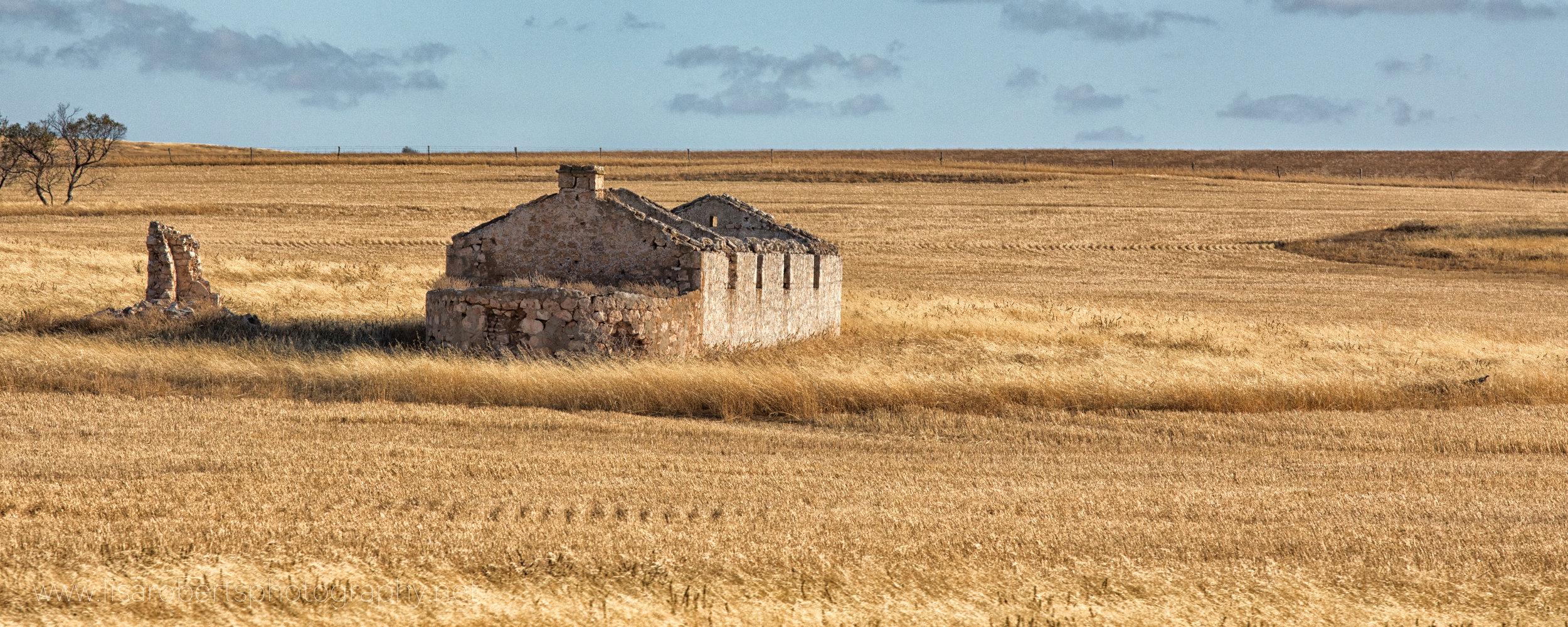 Stone hut, South Australia