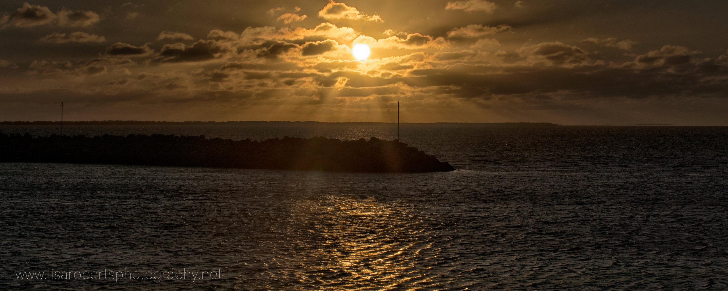 Stunning Sunset South Australia