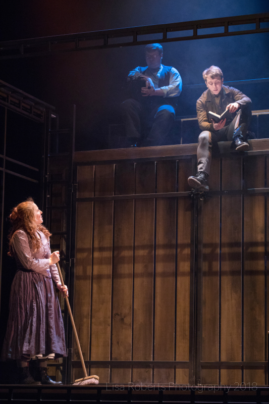 Tilted Wig's Great Expectations, Malvern Theatres