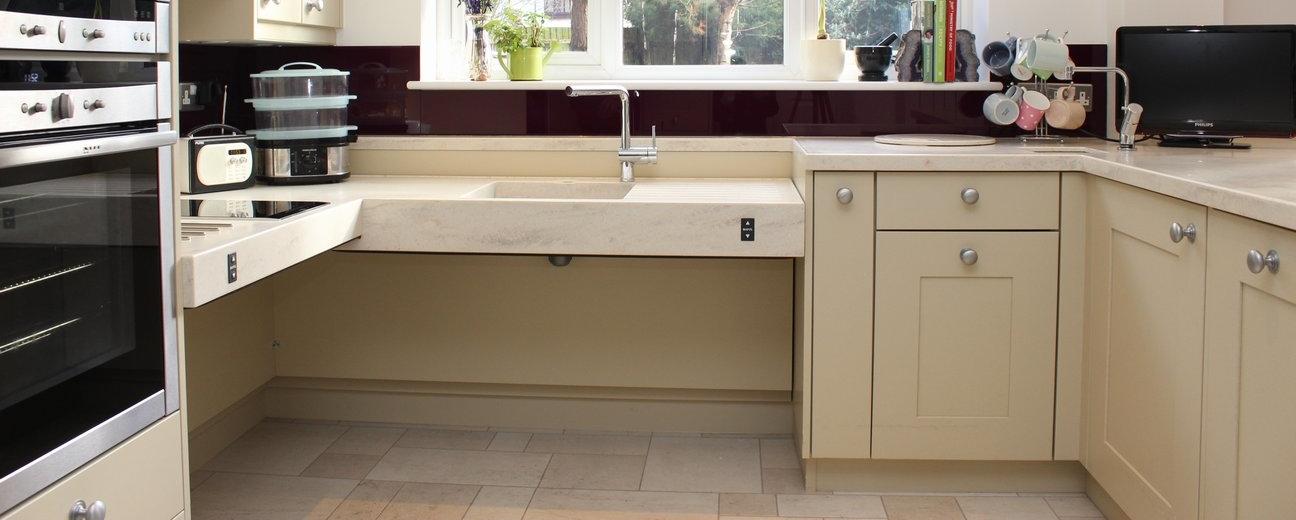 Design A Wheelchair Accessible Kitchen Remodeler S Warehouse