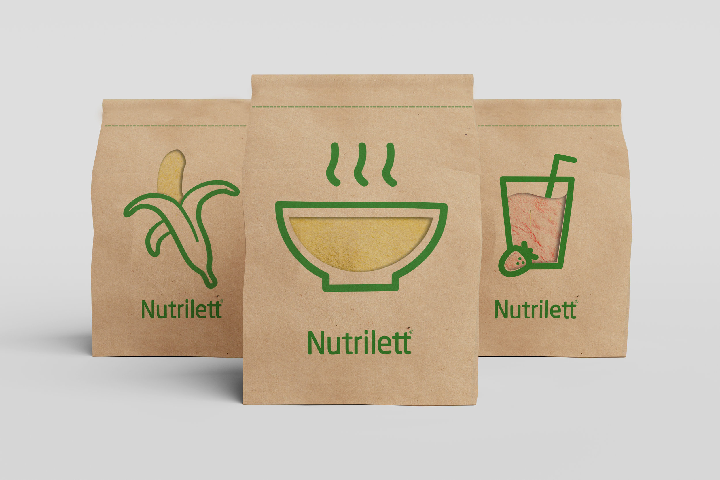 Packaging concept<br><br>- Nutrilett