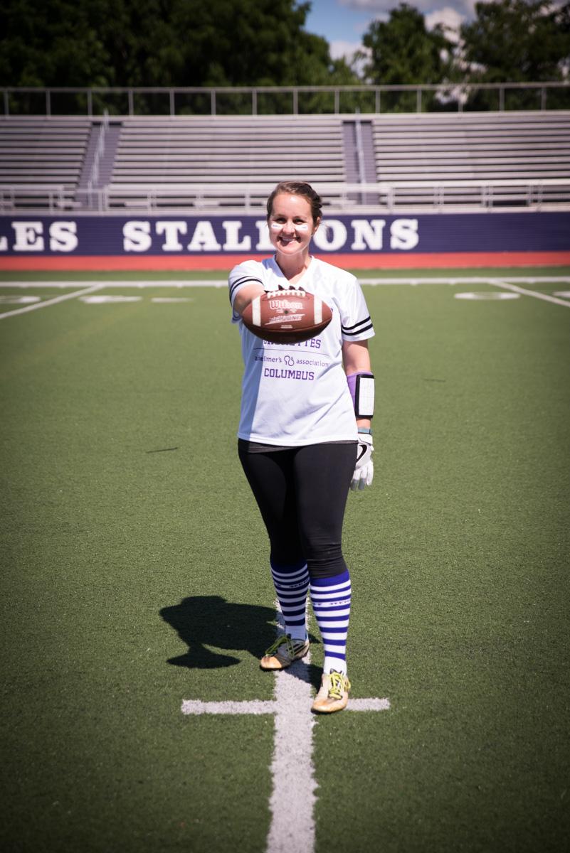 Jessica Sellke - 2nd Year Veteran