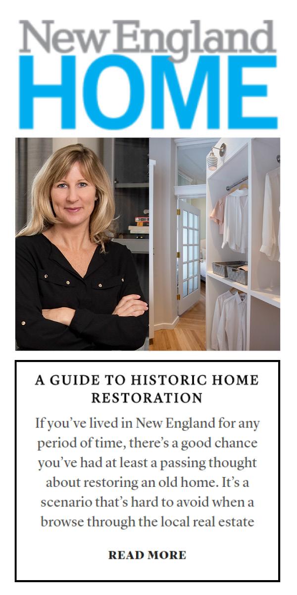 New England Home - June 2018