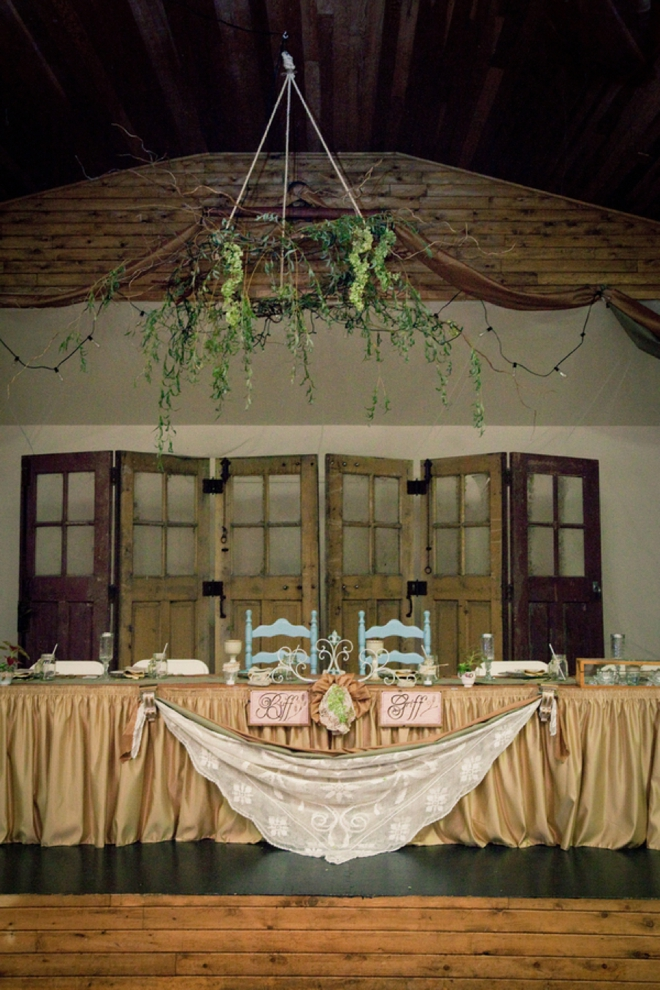 found on http://somethingturquoise.com/2015/04/22/handmade-rustic-barn-wedding/