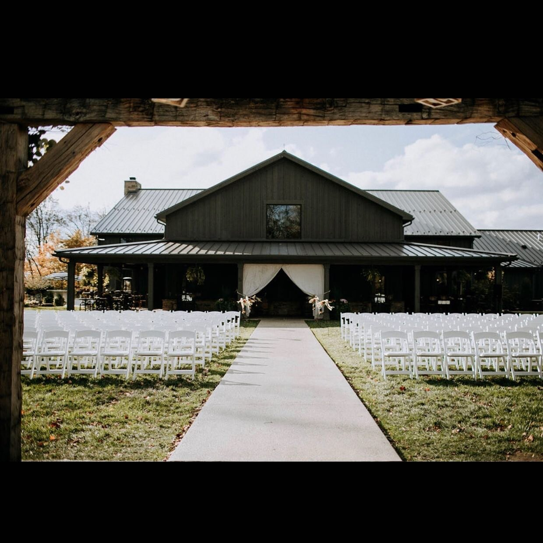 Wedding Barn At Bay Horse Inn