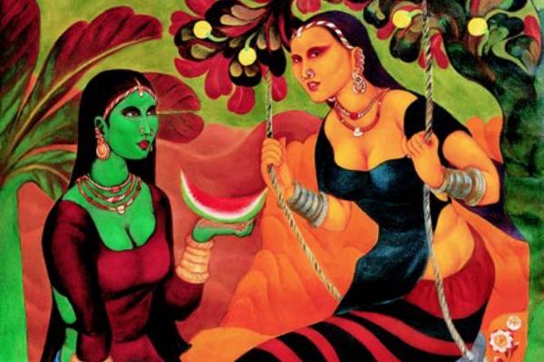A RAMACHANDRAN    Yayati : A Portfolio of 12   30 September - 21 October, 2015