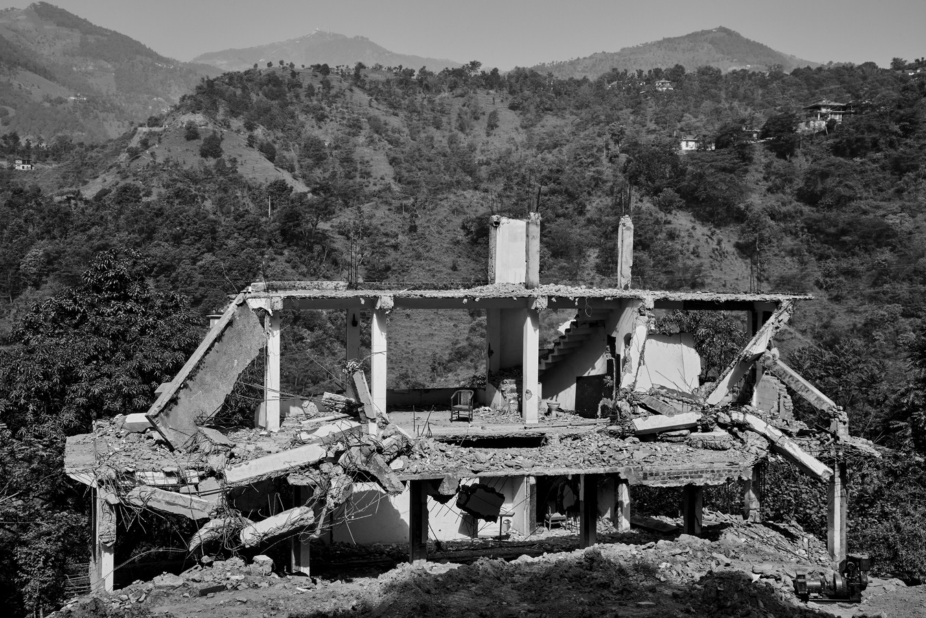 "Kund Village,Himachal Pradesh, India | Photograph |24"" x 36"" |2016"
