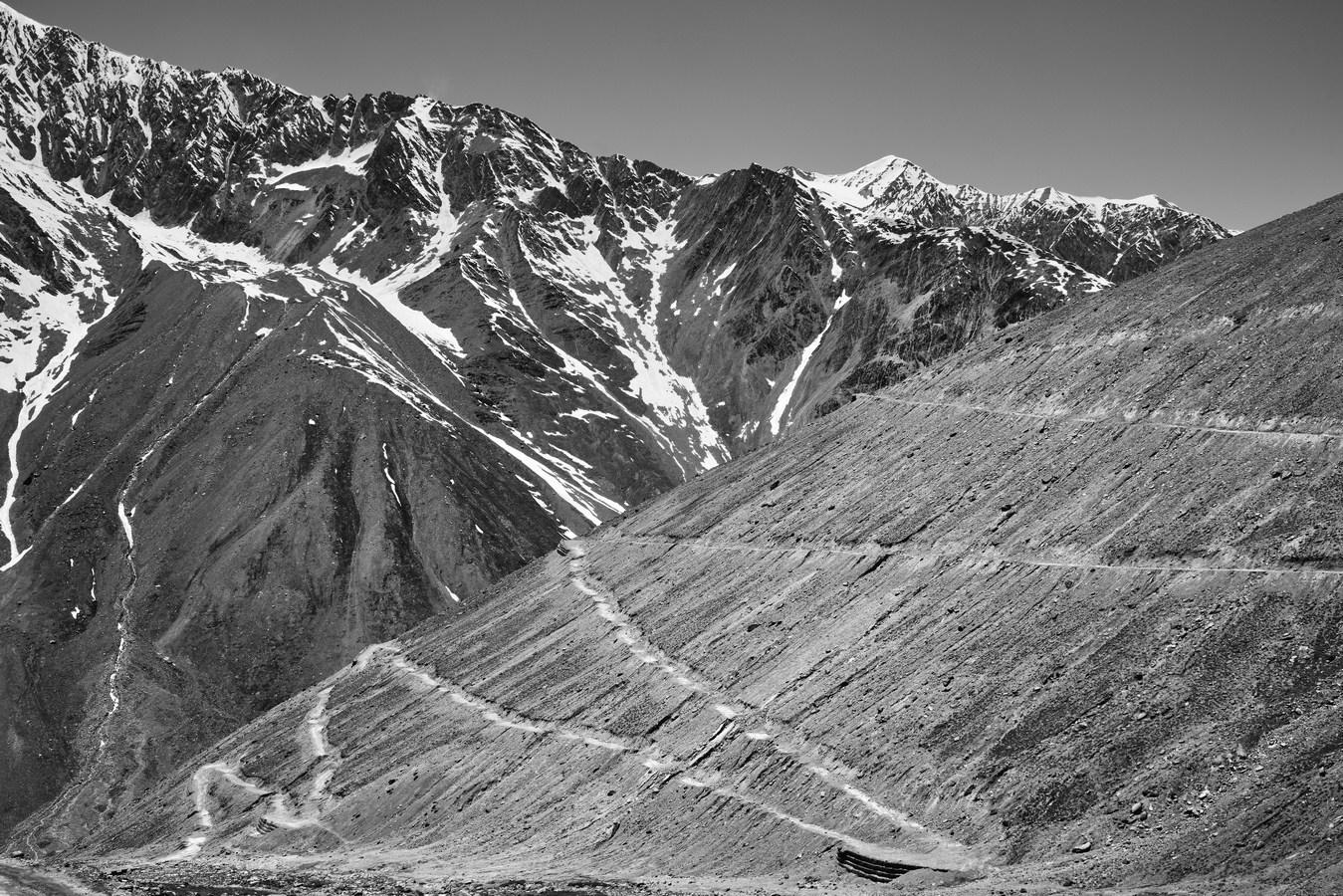 "Kunzum Pass,Himachal Pradesh, India | Photograph | 24""x 36"" | 2016"