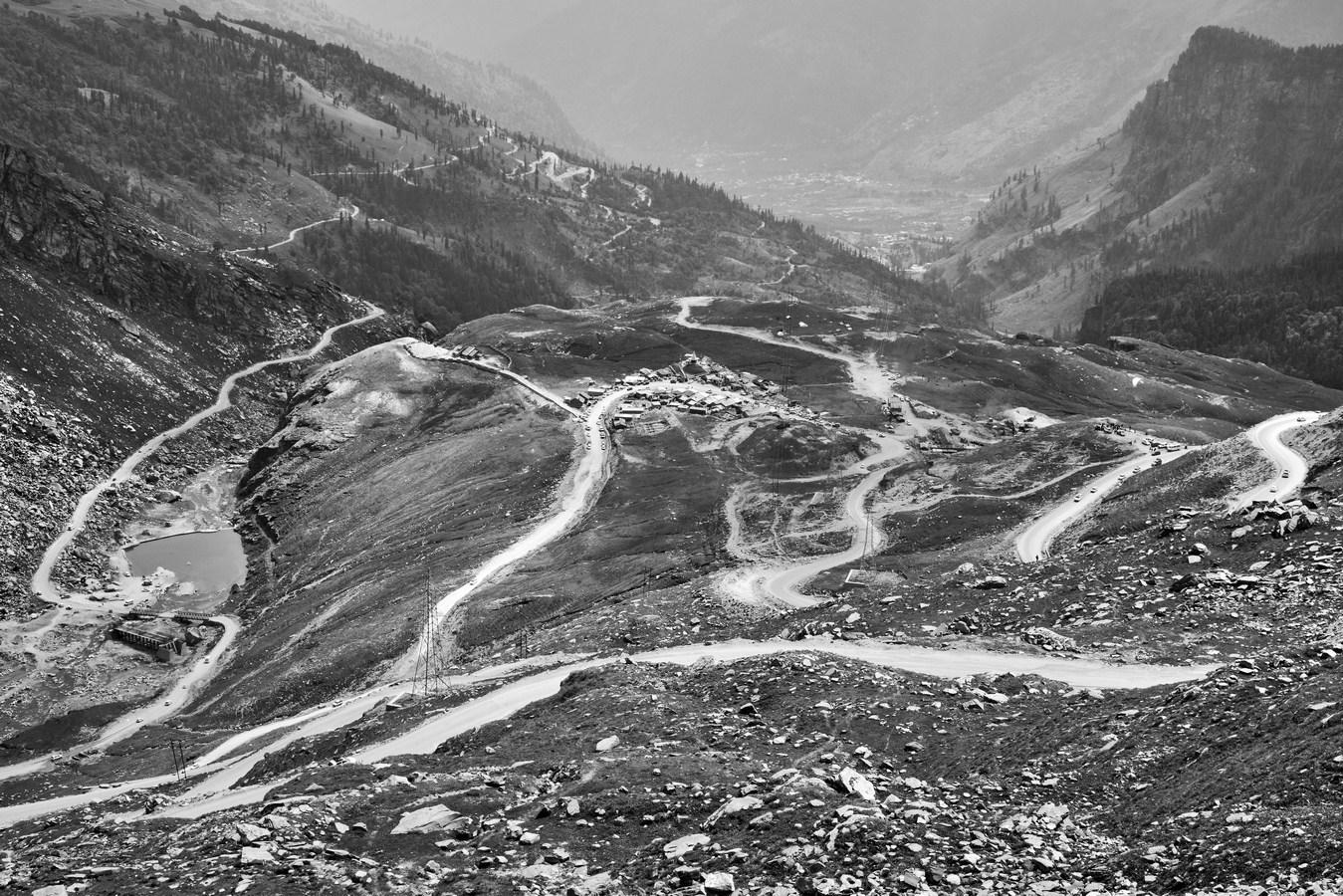 "Marhi,Rohtang Pass,Himachal Pradesh, India | Photograph | 24"" x 36"" | 2016"