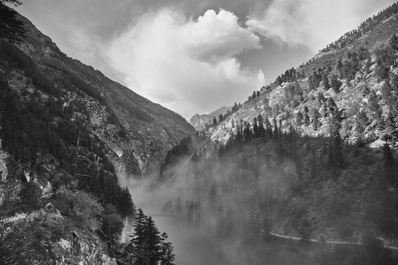 "Ghangit,Himachal Pradesh, India | Photograph | 24""x 36"" | 2016"