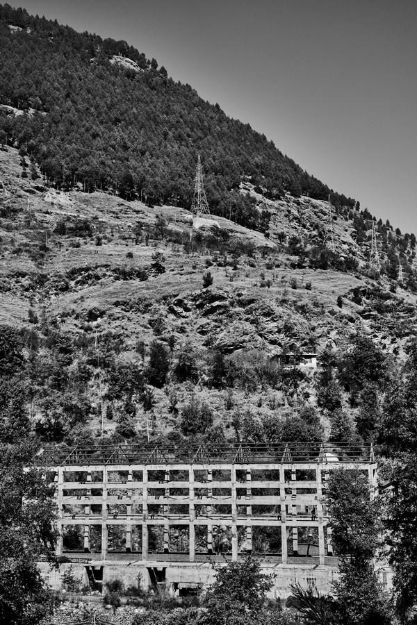 "Dobhi,Himachal Pradesh,India | Photograph | 12""x 18"" | 2016"