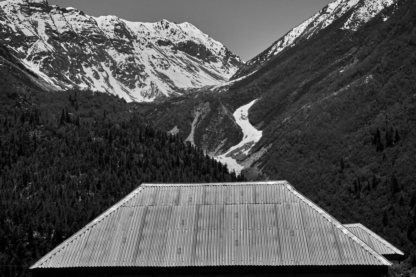 "Chitkul,Himachal Pradesh, India | Photograph | 24"" x 36"" | 2015"