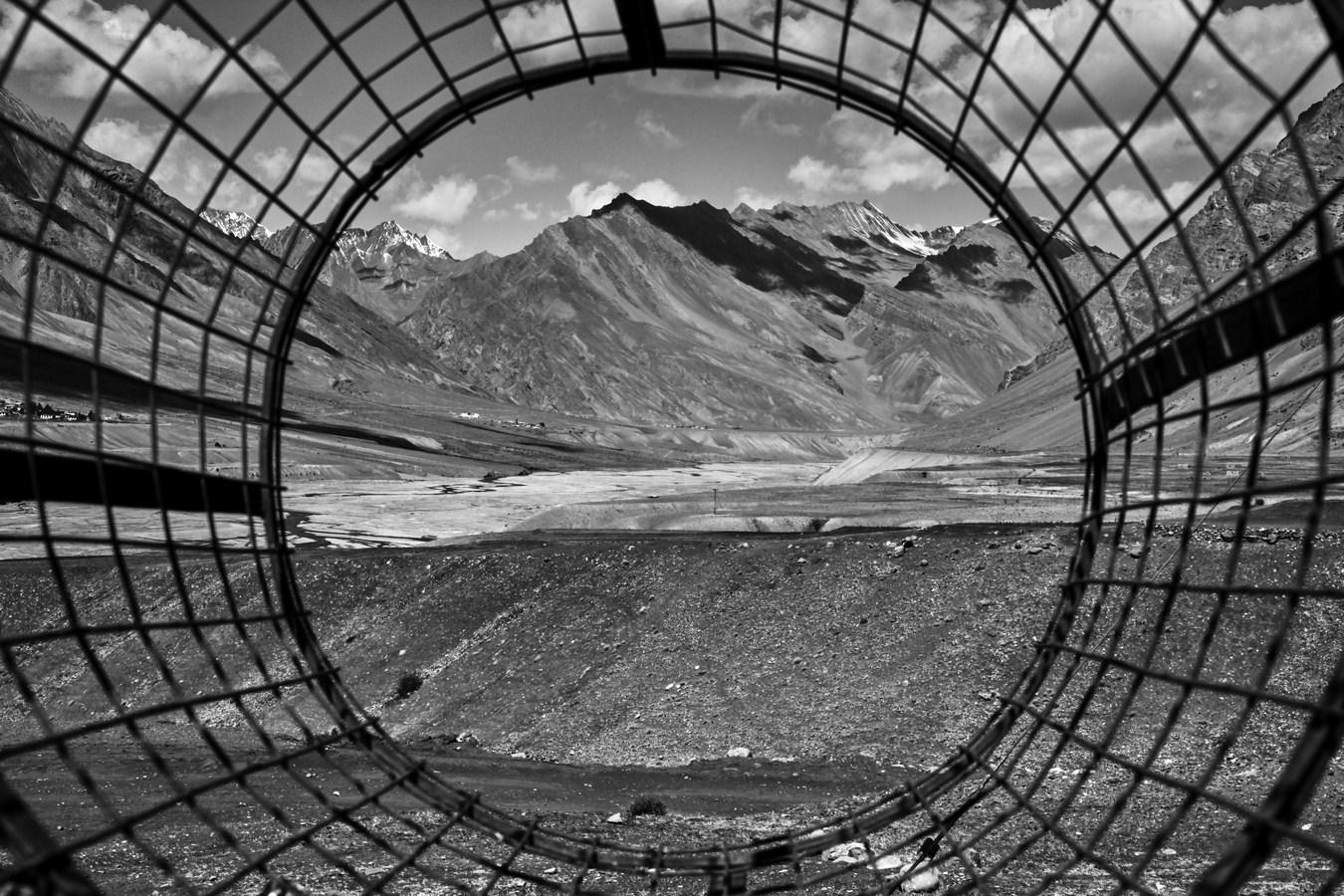 "Kee Village, Himachal Pradesh, India | Photograph | 12""x 18"" | 2012"