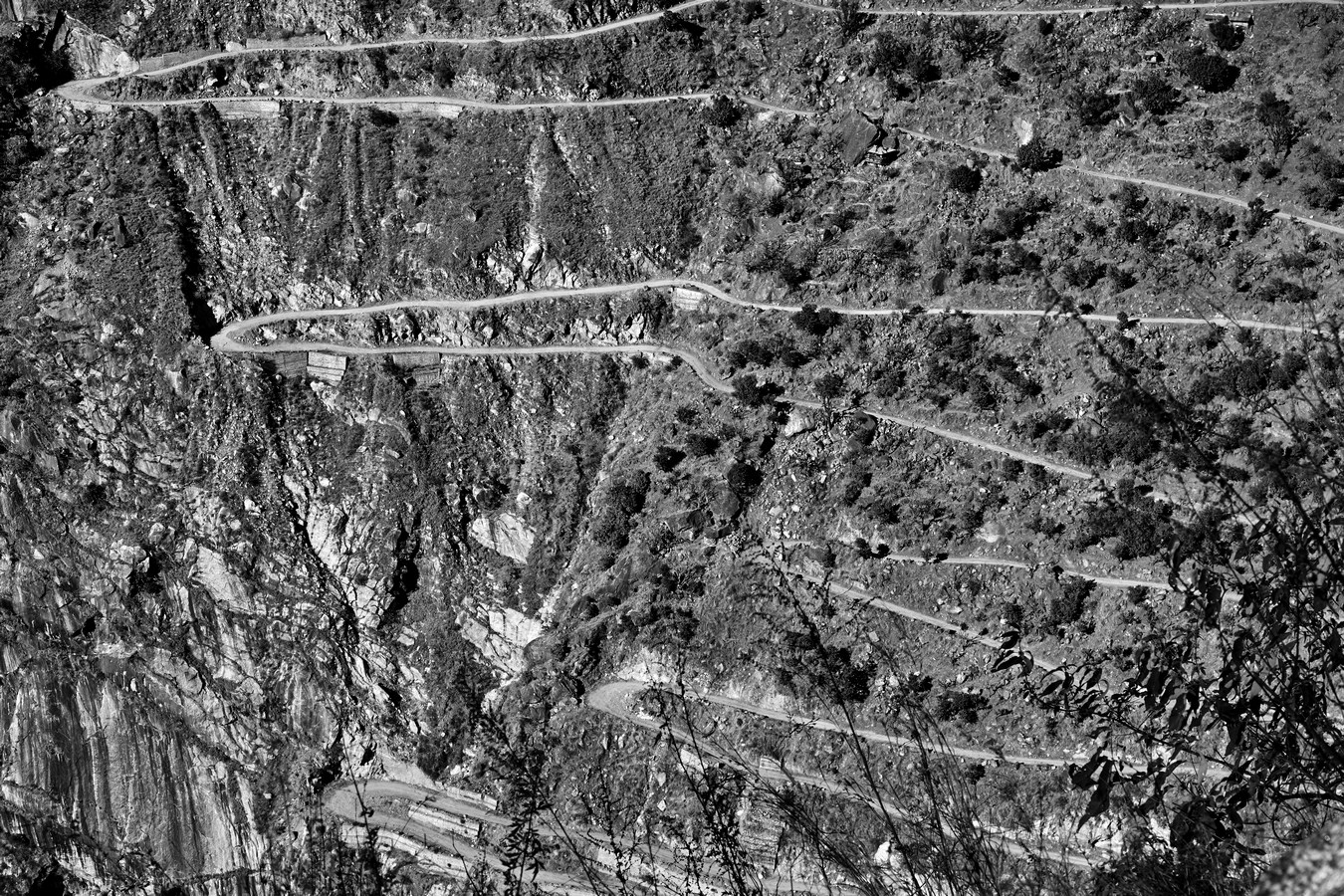 "Pashpa, Himachal Pradesh, India | Photograph |32"" x 44"" | 2015"