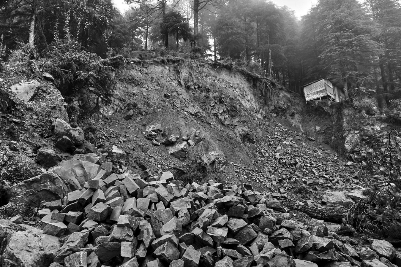 "Dhramkot, Himachal Pradesh, India | Photograph | 24"" x 36"" | 2012"