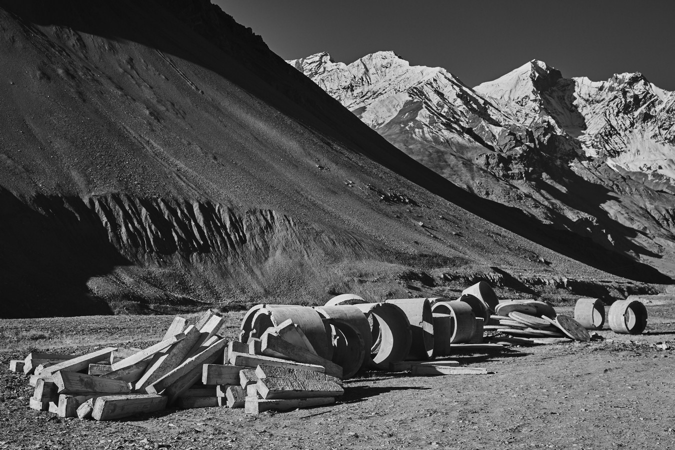 "Hansa Village,Himachal Pradesh, India | Photograph | 24""x 36"" | 2015"