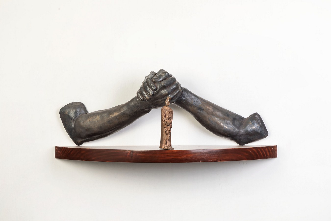 "Power Test | Bronze | 11"" x 27.5"" x 8"" 