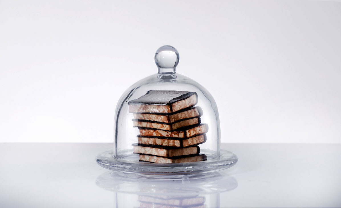 """You can't eat this cake 