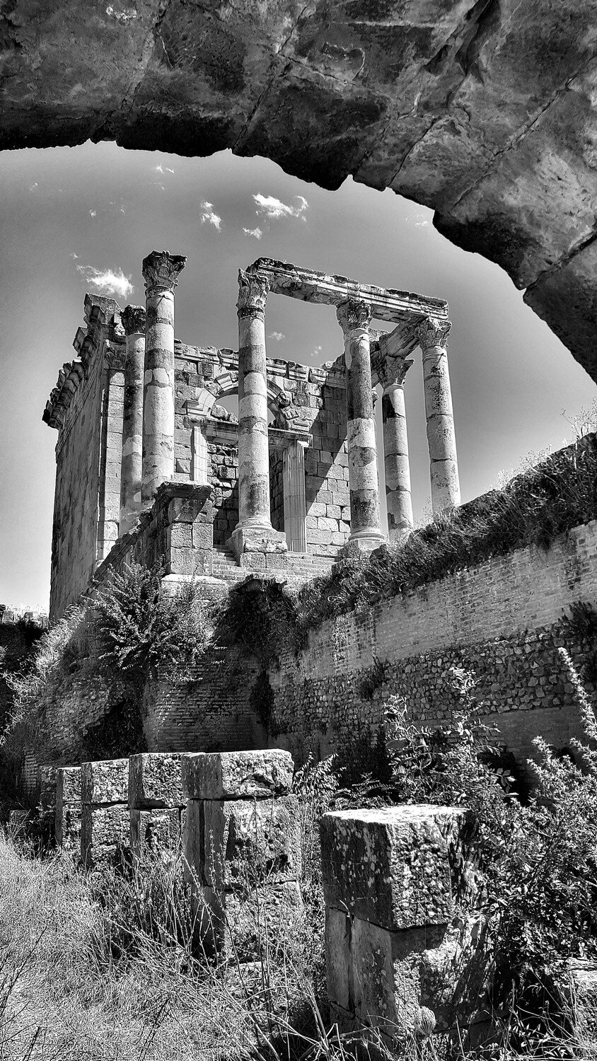 """The Temple of Gens Septimia – The family temple of Septimus Sevens 