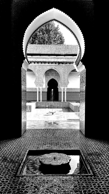 "The Mechouar –  The Algerian Alhambra | Archival pigment print | 24"" x 13.5"""