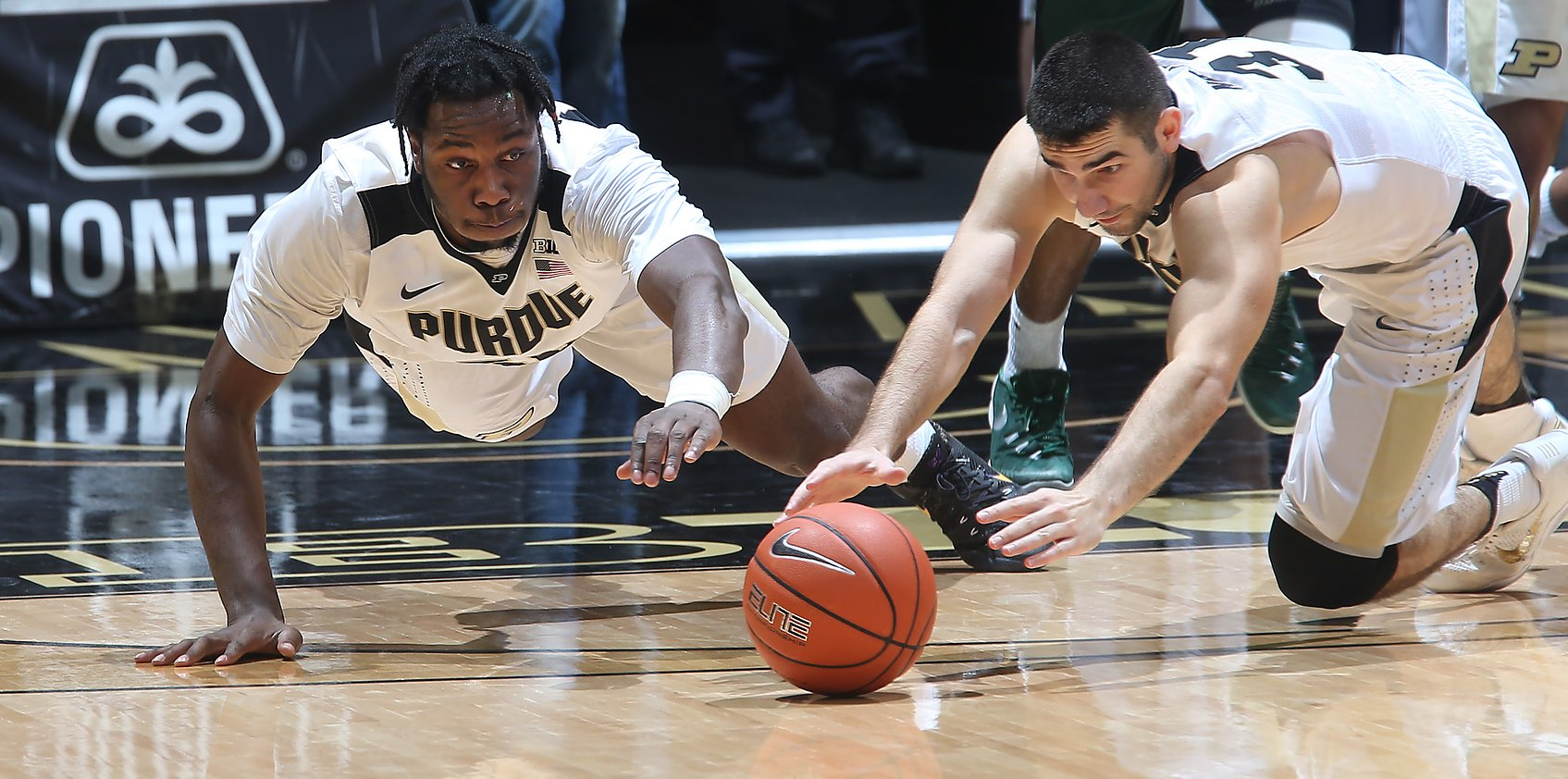 Another loose ball going Purdue's way