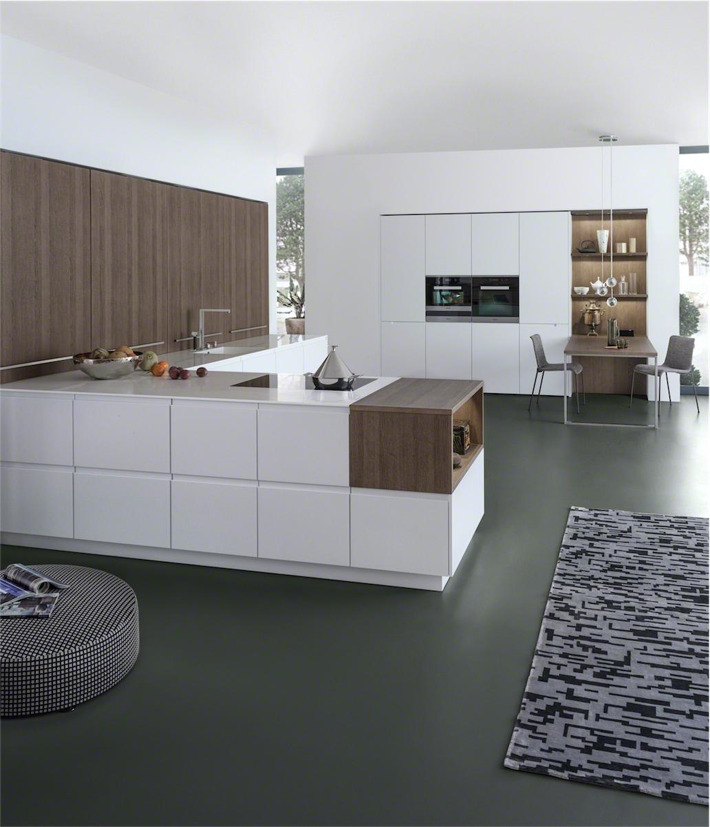 Contour Kitchens Cheltenham - open plan