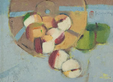 Peaches (abstract) 1979