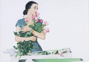 Magazine Illustration 1949