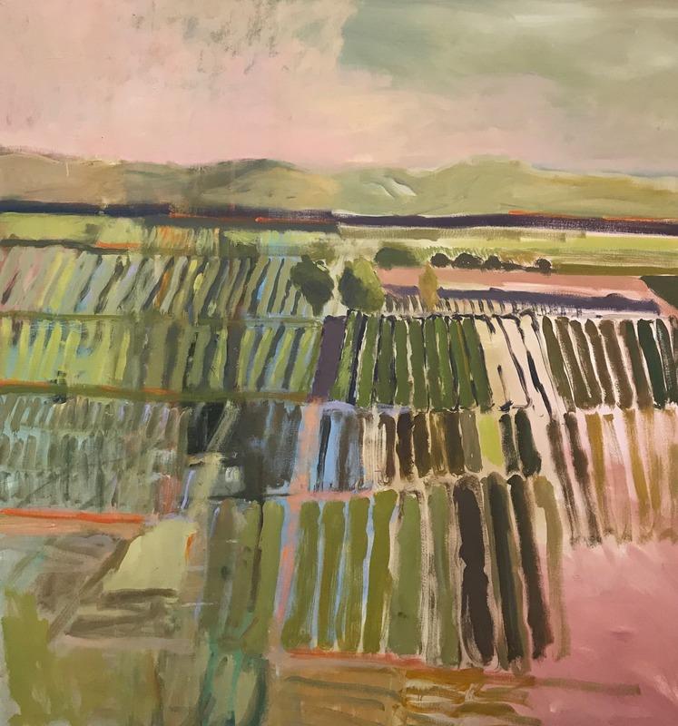 Stephen Dinsmore -  Fields,  2017  Lincoln, NE