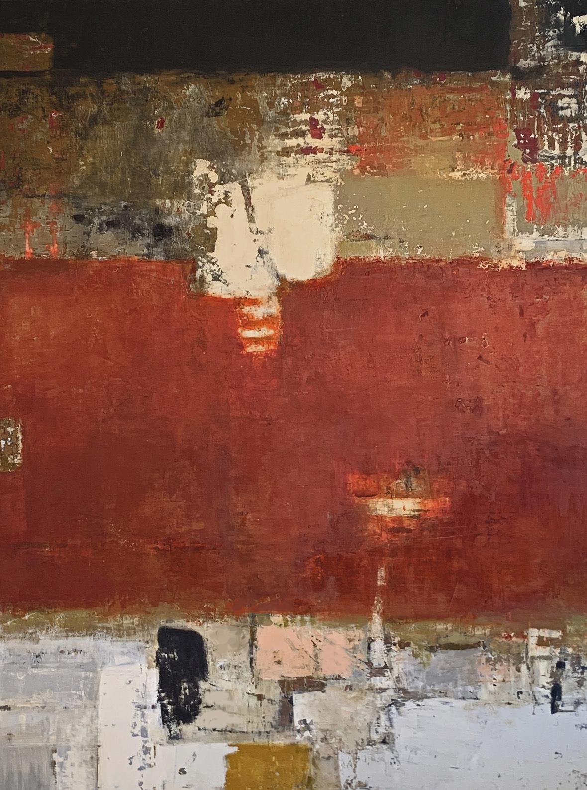 Diane Lounsberry-Williams -  Between the Shadows , 2019  Omaha, NE