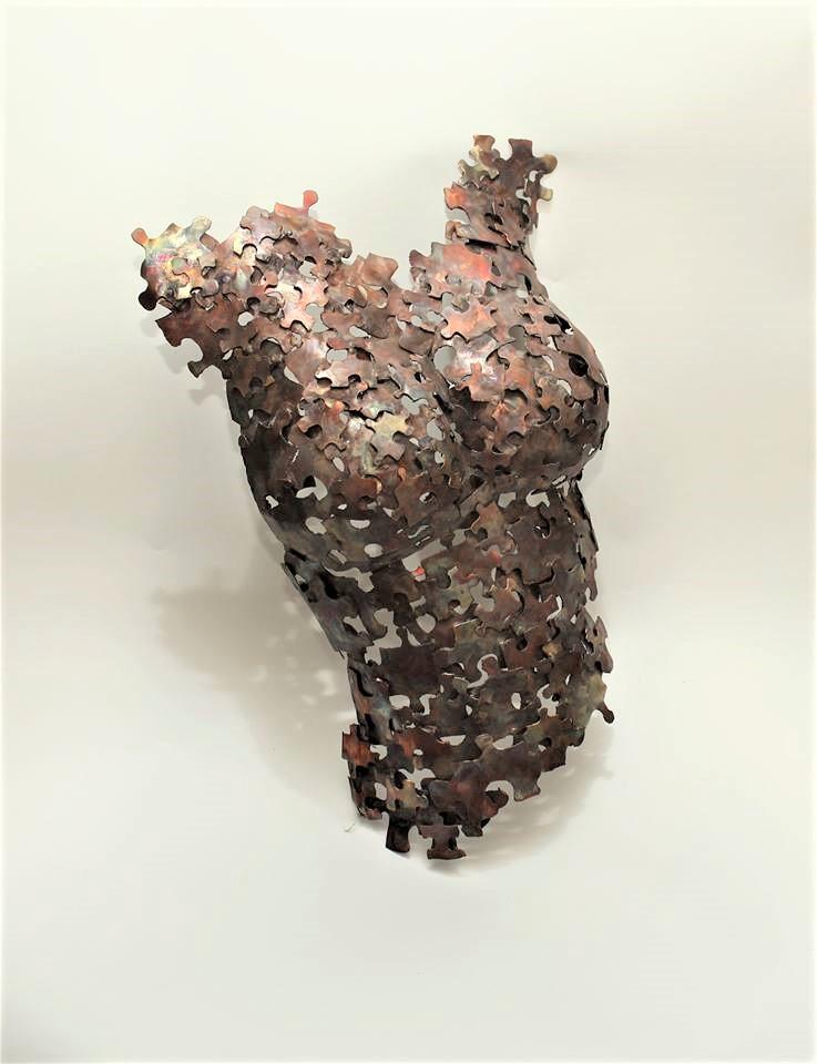 Susan Woodford -  Pieces of Me , 2018  Shenandoah, IA