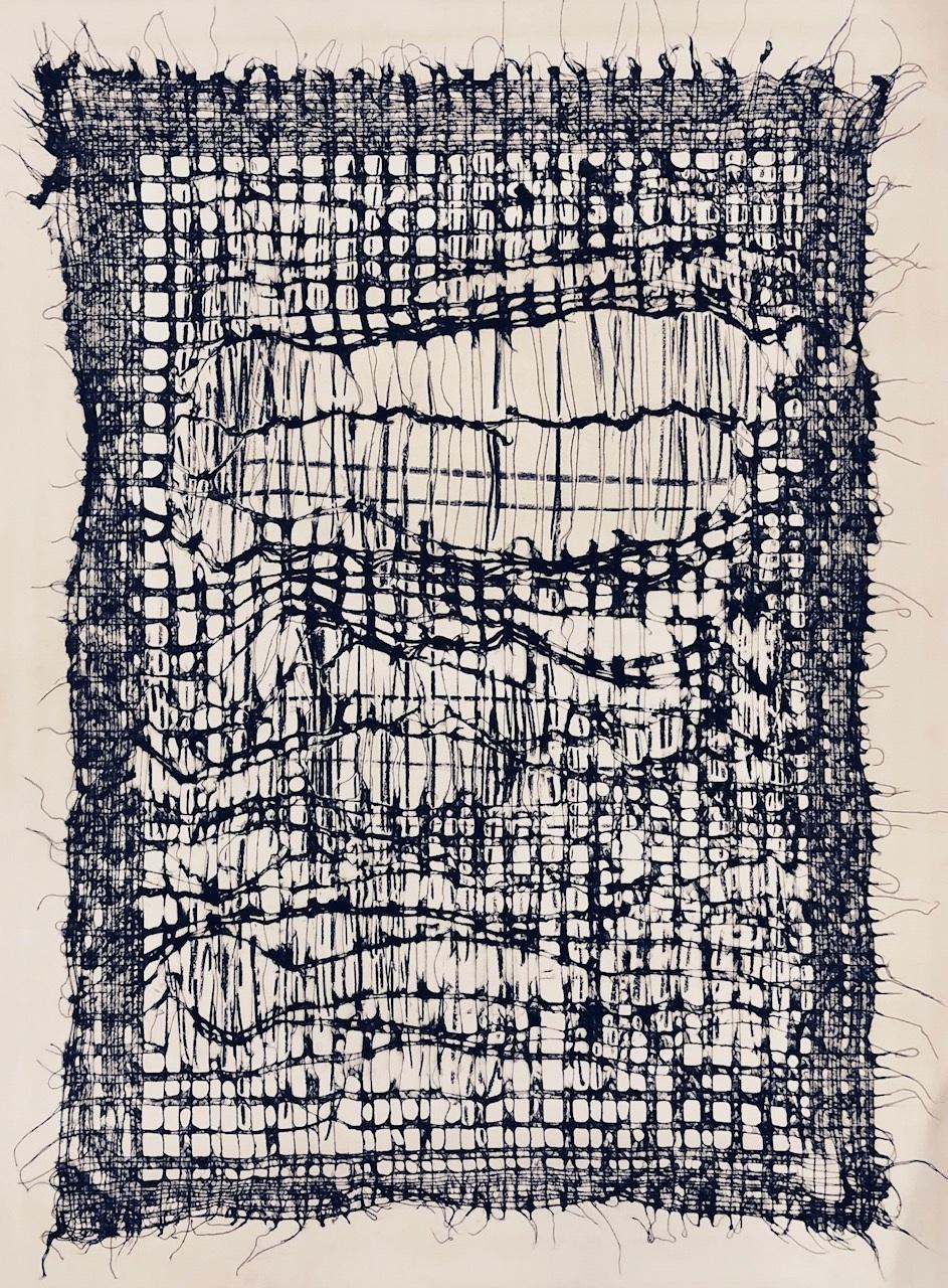 Megan McLeay -  Composition I,  2018  Omaha, NE