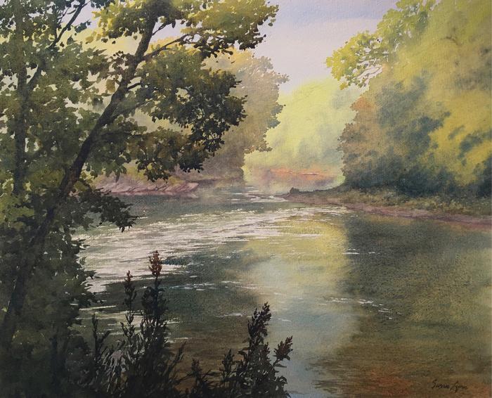 En Plein Air — 5/7/18 - Missouri Valley Impressionist Society National Juried Exhibition