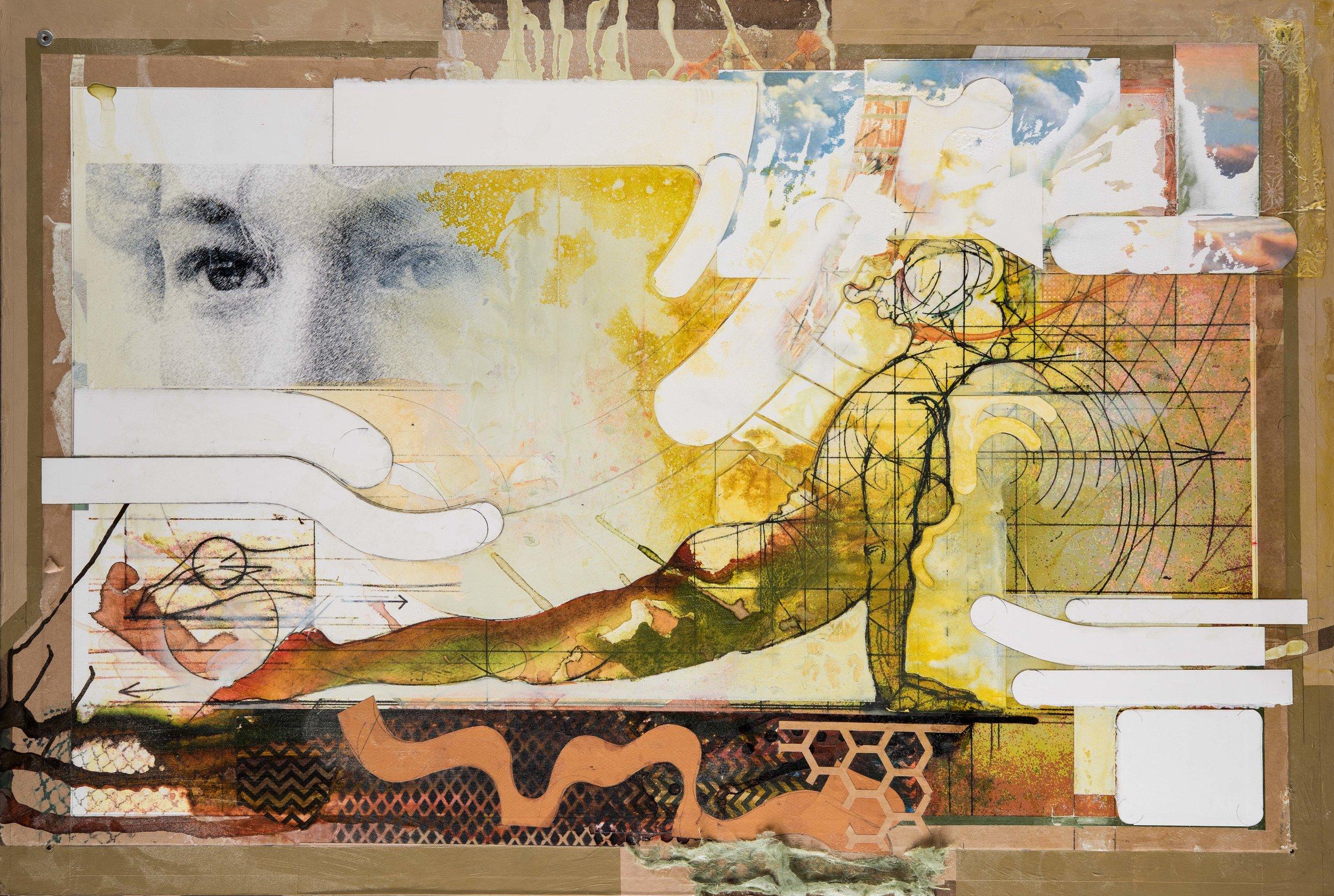 A Painter's Yoga Journey — 3/27/17 - Bob Bosco: A Painter's Yoga Journey