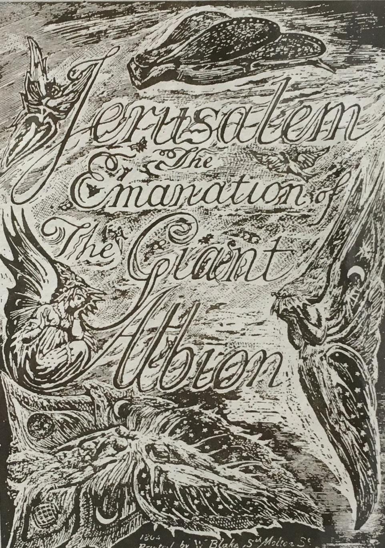 "In the Infernal Method — 4/24/17 - Michael Phillips: William Blake ""printing in the infernal method"""