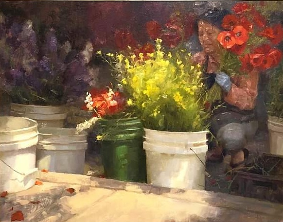 Missouri Valley Impressionist Society — 5/10/18 - Missouri Valley Impressionist Society National Juried Exhibition