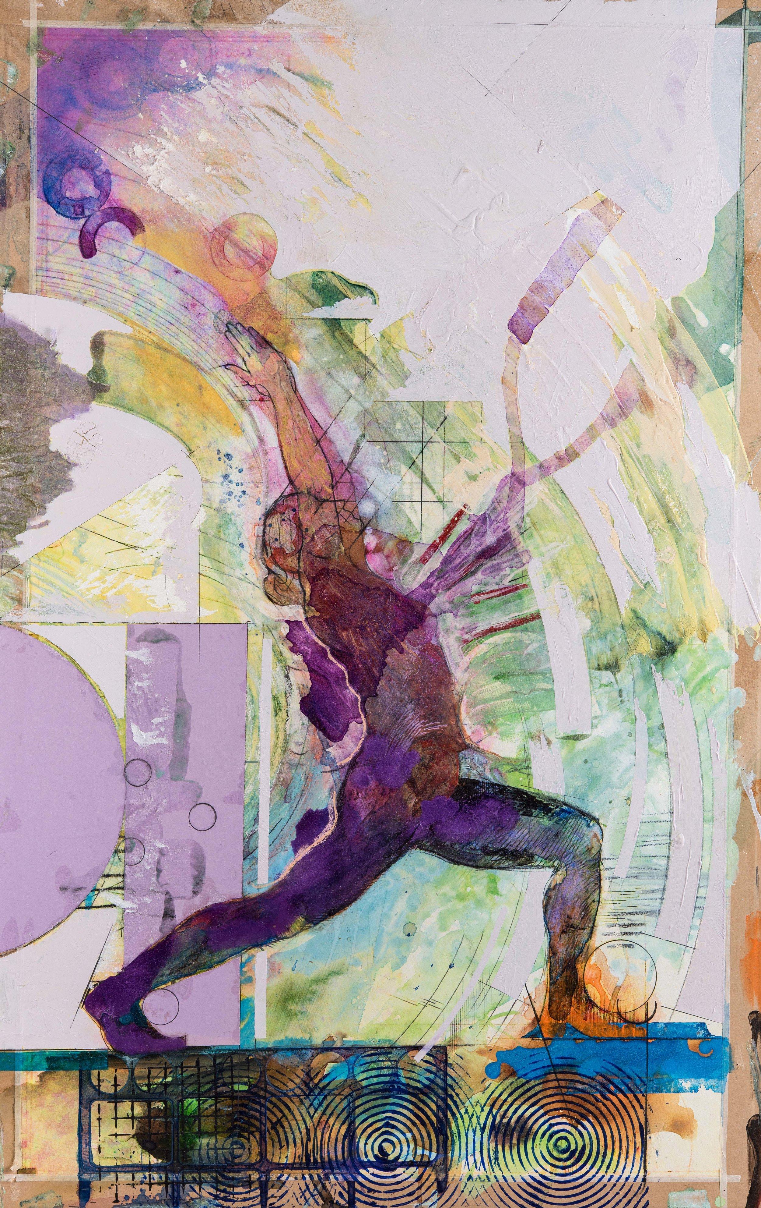 Bob Bosco's Yoga — 3/30/17 - Bob Bosco: A Painter's Yoga Journey