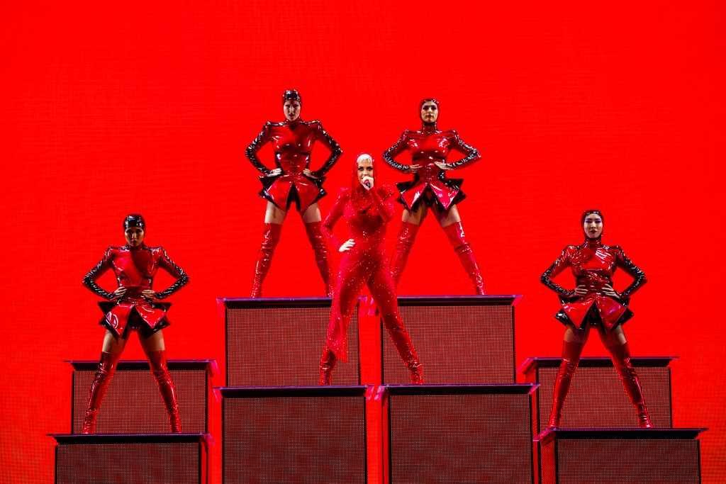 Katy Perry - American Airlines Center