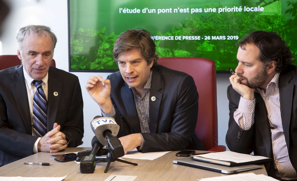 Photo : Simon Séguin-Bertand, Le Droit