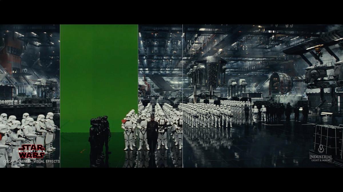 ผลงาน Visual Effect จาก ILM