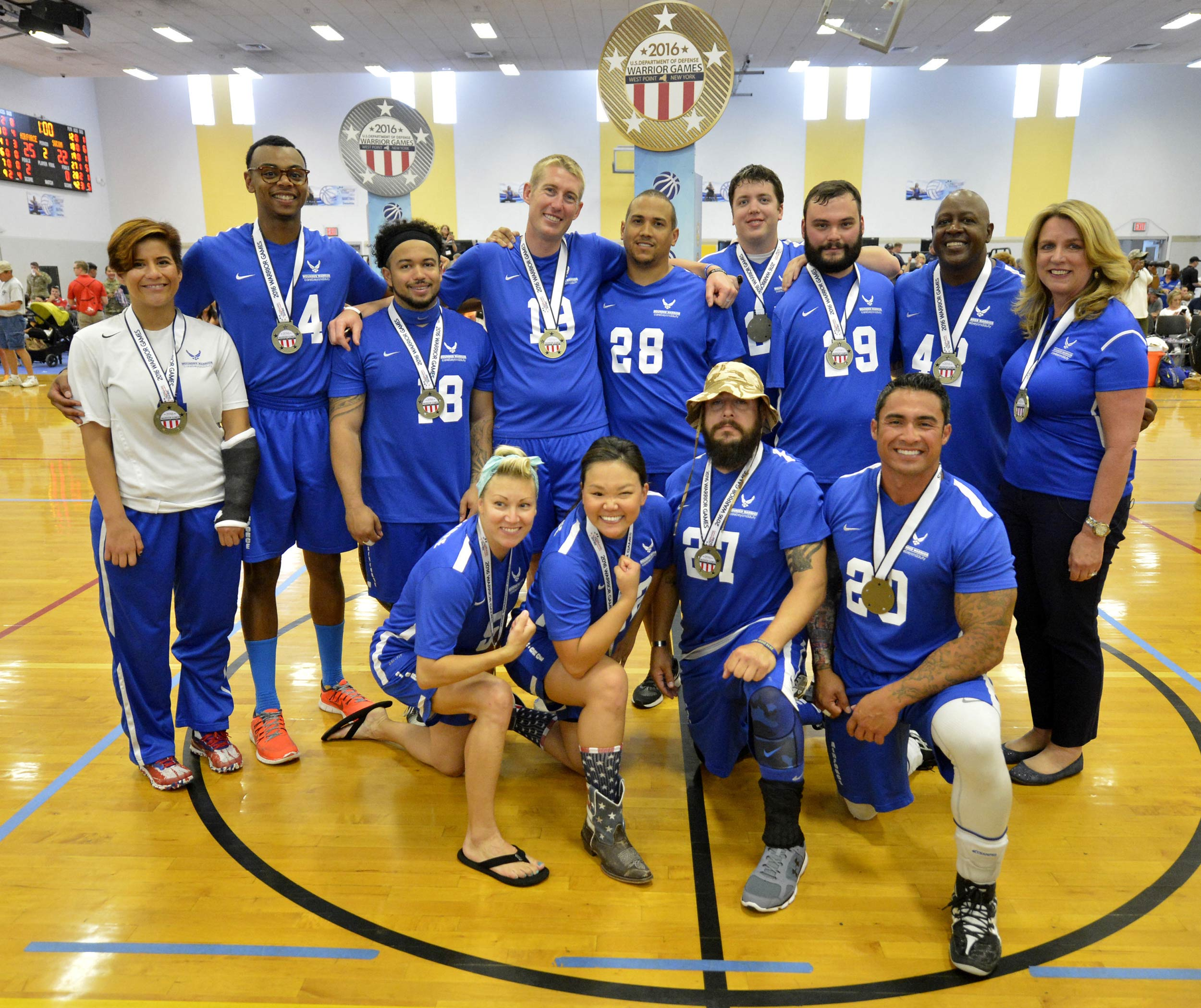 200 - Warriors CompetingThe 2017 Games promise to be memorable for the wounded warrior athletes, enjoyable for their caregivers and family members, and inspirational and educational for spectators and other supporters.