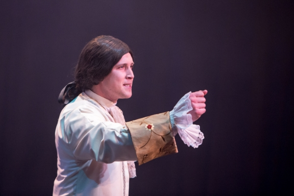 Tom Rakewell - Bristol Opera 2015