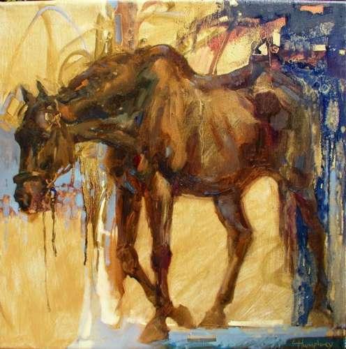 June 2009 BATTLE WORN by Lesley Humphrey