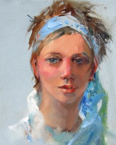 Key #1 : Knowledge of Painting Female Face Demo