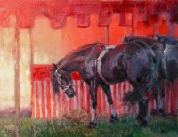 It's good to be out of the ring sometimes. 'Out Of The Spotlight' by Lesley Humphrey