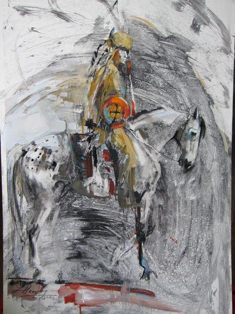 """AXIS MUNDI"" : January 2013 by Lesley Humphrey"