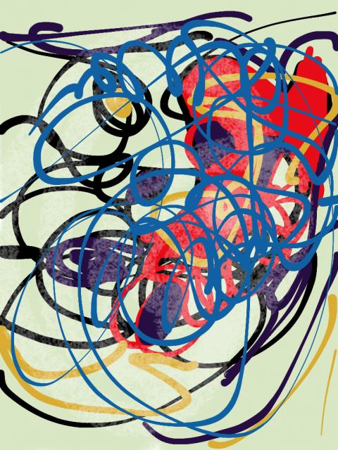 6. (ipad art - by Ashley Humphrey)